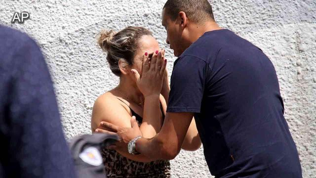Brazil elementary school attacked by two shooters| Latest News Videos | Fox News