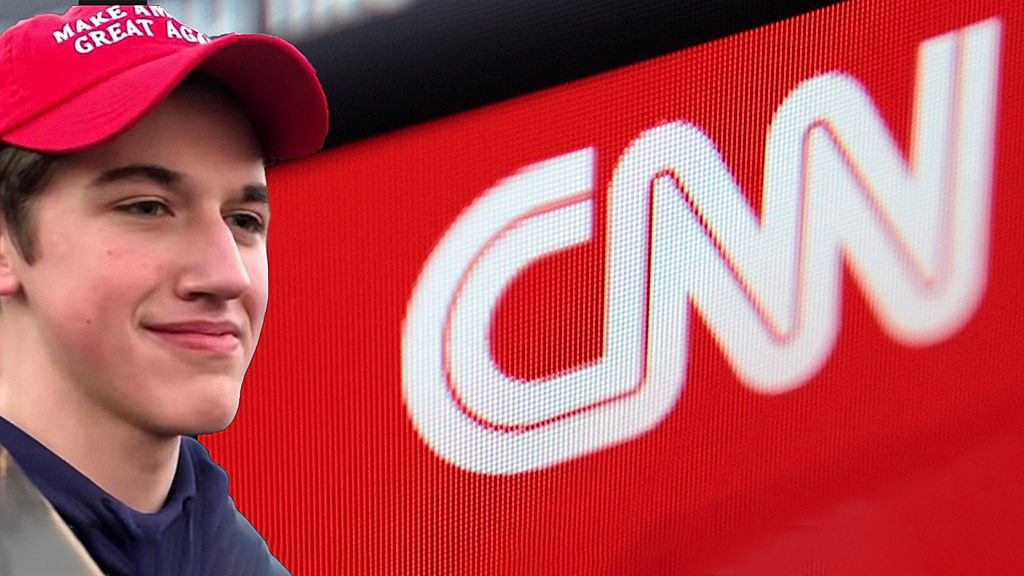 CNN to be sued for more than $250M over 'vicious' and 'direct attacks' on Covington High student: lawyer | Fox News