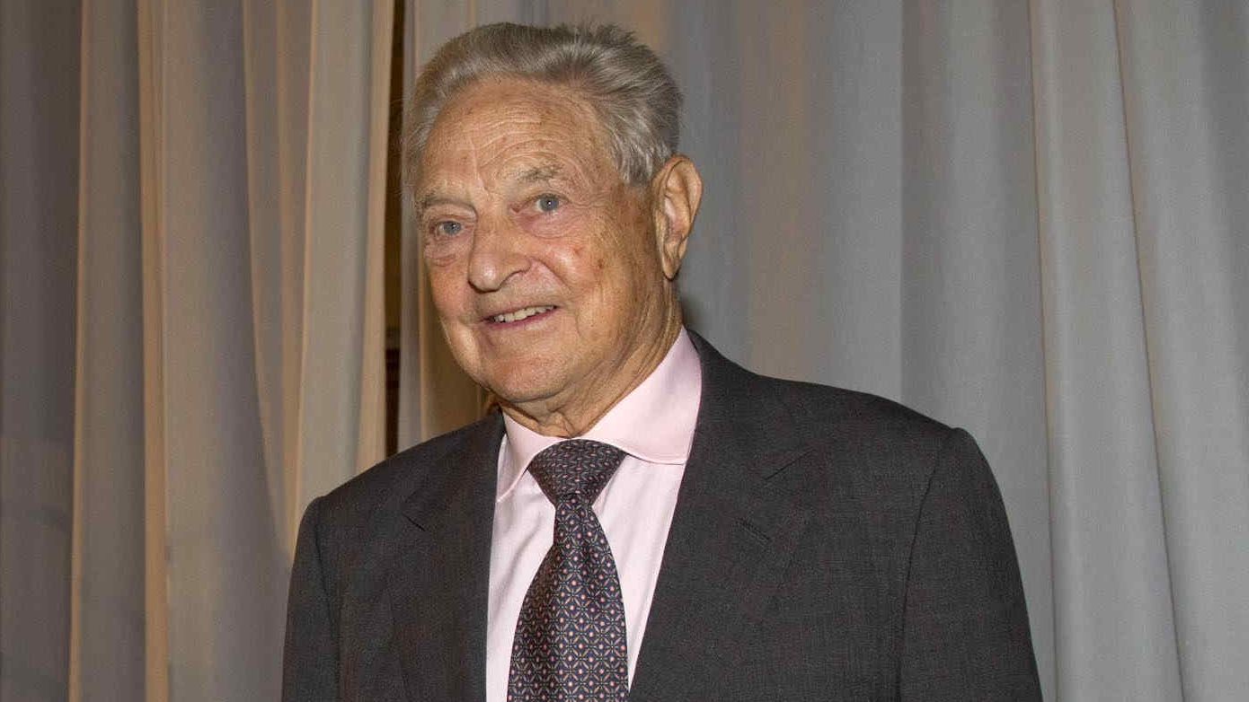 Have We Reached Peak Soros? - Sovereign Nations